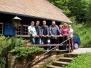 Ensemble-Hütte 2009