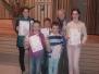 Bezirkswettbewerb für Solisten 2012