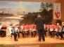 Jugendorchester spielt auf der Leistungsschau 2014