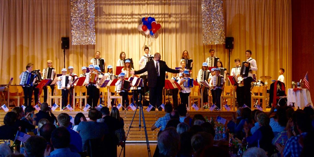 Jugendorchester FJ2015